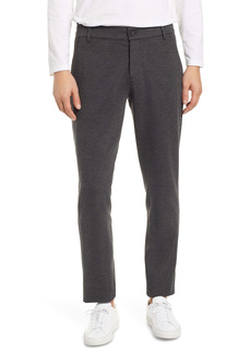 PAIGE Transcend - Brennan Slim Straight Knit Trousers