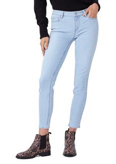 PAIGE Verdugo Ankle Skinny Jeans (Broadway)