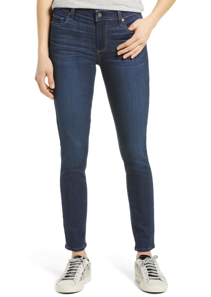 PAIGE Verdugo Ankle Skinny Jeans (Marrakech)