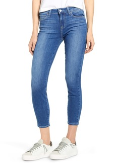 PAIGE Verdugo Crop Skinny Jeans (Forever)