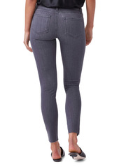 PAIGE Verdugo Raw Hem Ankle Skinny Jeans (Dusk Grey)
