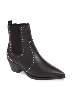 PAIGE Willa Studded Chelsea Boot (Women)