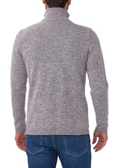 PAIGE Wilmore Cotton Blend Half-Zip Pullover