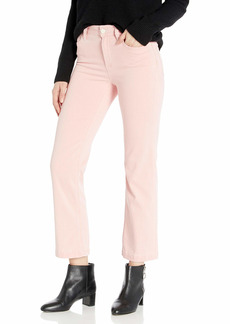 PAIGE Women's Atley High Rise Flare Leg Ankle Pant