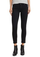 Paige Verdugo Transcend Mid-Rise Crop Skinny Jeans