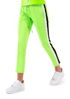 Petite Women's Pam & Gela Crop Track Pants