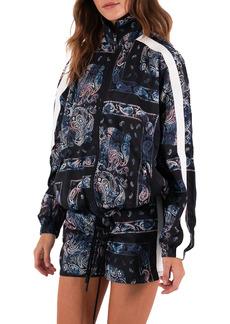 Petite Women's Pam & Gela Pattern Track Jacket