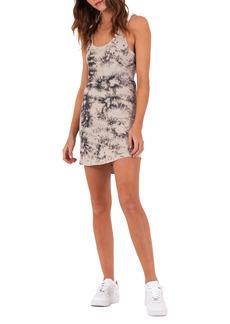 Petite Women's Pam & Gela Tie Dye Tank Dress