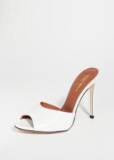Paris Texas 105mm New Stiletto Mule Slides