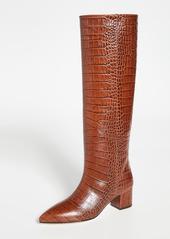 Paris Texas 50mm Moc Croco Boots