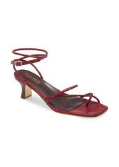 Paris Texas Betty Ankle Strap Sandal (Women)