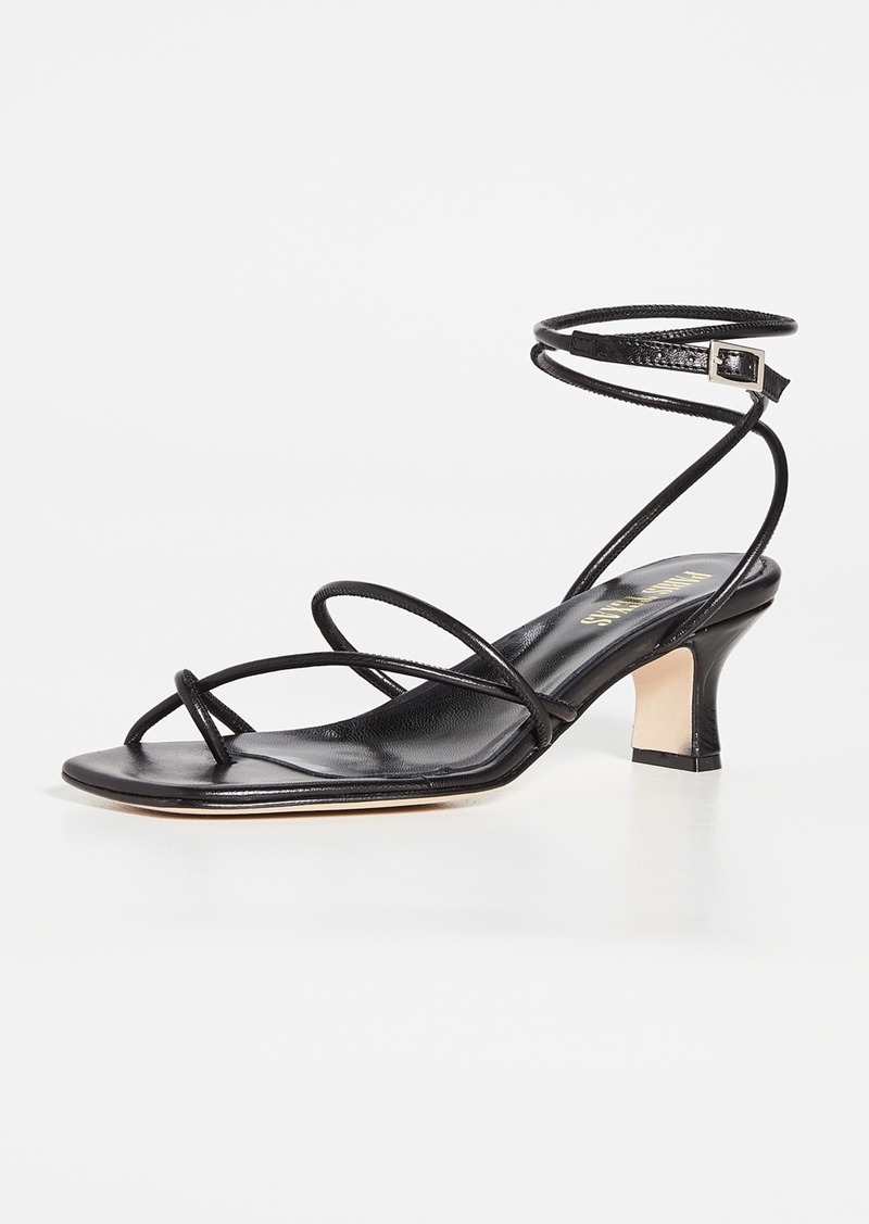 Paris Texas Betty Buckle Sandals