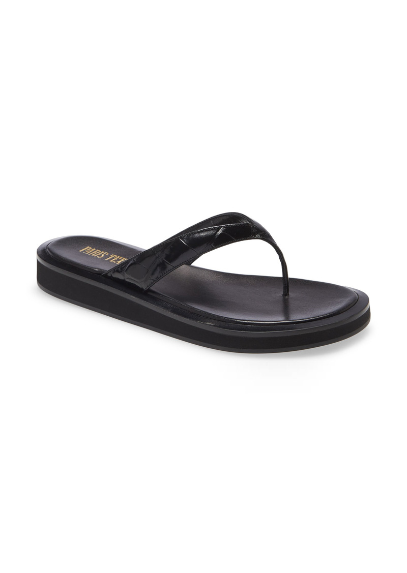 Paris Texas Brooklyn Flip Flop (Women)