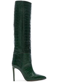 Paris Texas Croco Tall Boot