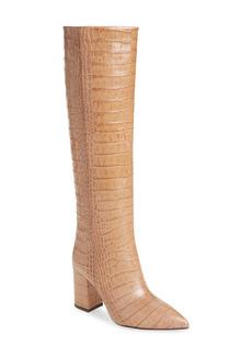 Paris Texas Knee High Boot (Women)
