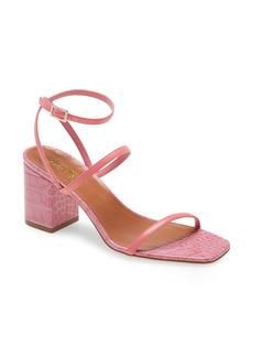 Paris Texas Maria Strappy Sandal (Women)