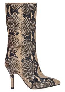 Paris Texas Powder Python -printed Boot