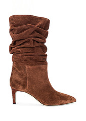 Paris Texas Velour Slouchy Boot