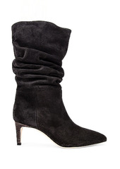 Paris Texas Velour Slouchy Boot