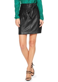 Parker Emmett Leather Skirt