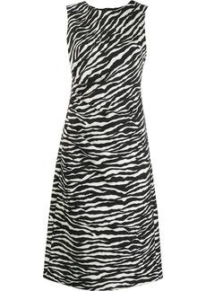 P.A.R.O.S.H. Abito Zebra print dress