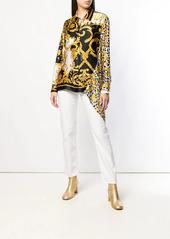 P.A.R.O.S.H. baroque print shirt