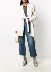 P.A.R.O.S.H. belted cardi-coat