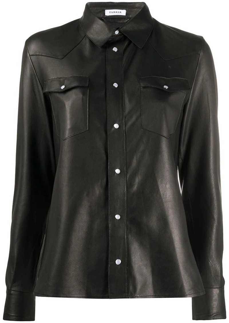 P.A.R.O.S.H. button-down shirt