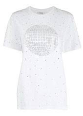 P.A.R.O.S.H. Call embellished T-shirt