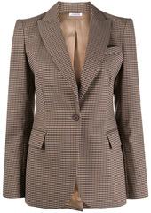 P.A.R.O.S.H. check blazer