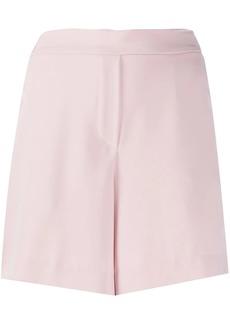P.A.R.O.S.H. crepe shorts