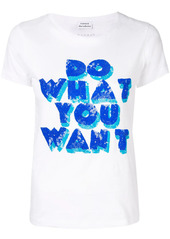 P.A.R.O.S.H. Do What You Want T-shirt