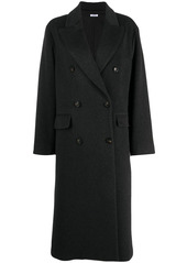 P.A.R.O.S.H. double-breasted cashmere coat