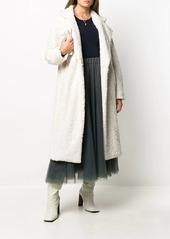 P.A.R.O.S.H. double breasted midi coat