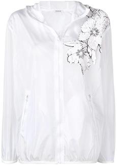 P.A.R.O.S.H. floral embellished jacket