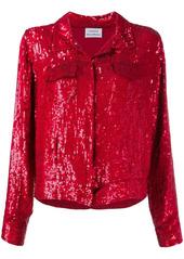 P.A.R.O.S.H. Gummy sequin jacket