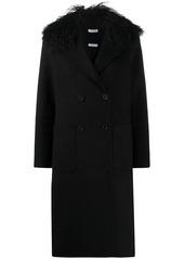 P.A.R.O.S.H. Leak double-breasted midi coat
