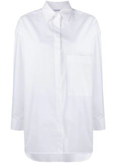 P.A.R.O.S.H. oversized cotton shirt
