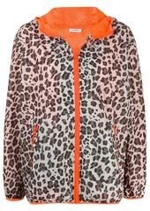 P.A.R.O.S.H. oversized leopard print jacket