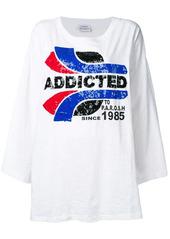 P.A.R.O.S.H. oversized logo shirt