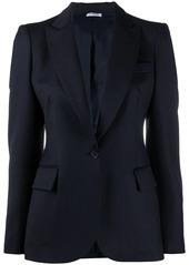 P.A.R.O.S.H. plain single breasted blazer