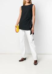 P.A.R.O.S.H. Poseidy sleeveless blouse