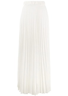 P.A.R.O.S.H. Poterex pleated skirt
