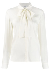 P.A.R.O.S.H. pussy bow blouse