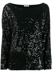 P.A.R.O.S.H. Runway sequin blouse