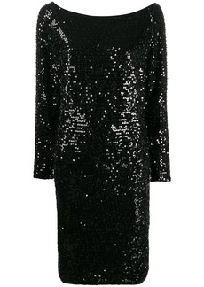 P.A.R.O.S.H. Runaway sequin-embellished mini dress