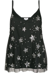 P.A.R.O.S.H. sequin-embellished tank top