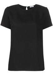 P.A.R.O.S.H. short sleeve key-hole detail top