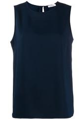 P.A.R.O.S.H. sleeveless shift top