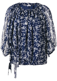P.A.R.O.S.H. star printed blouse